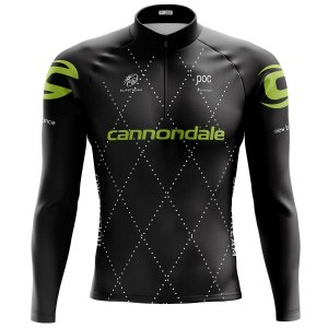 Camisa Ciclismo Mountain Bike Cannondale Team