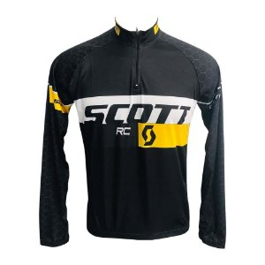 Camisa Ciclismo Mtb Scott RC