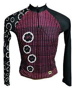 Camisa Ciclismo Mtb Feminina Bicicleta