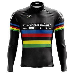 Camisa Ciclismo Mountain Bike Cannondale UCI