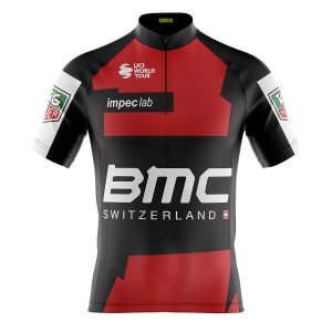 Camisa Ciclismo Mountain Bike BMC Team
