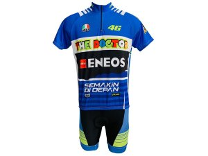 Conjunto Ciclismo Montain Bike Bermuda e Camisa The Doctors