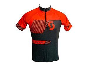 Camisa Ciclismo MTB Scott Rc Team