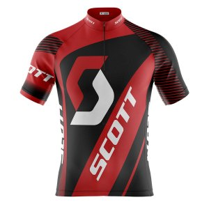 Camisa Ciclismo Mountain Bike Scott Rc