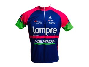 Camisa Ciclismo Mountain Bike Lampre Merida