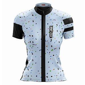 Camisa Ciclismo MTB Feminina Confete