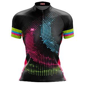 Camisa Ciclismo Mountain Bike Feminina Star News