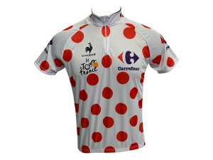 Camisa Ciclismo Mountain Bike Tour de France KOM