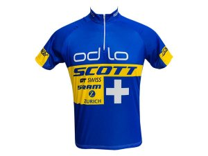 Camisa Ciclismo Mountain Bike Scott