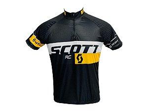 Camisa Ciclismo Montain Bike Scott Rc