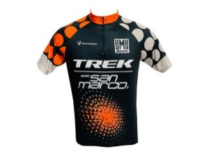 Camisa Ciclismo Mountain Bike Trek San Marco