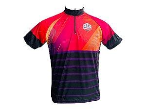 Camisa Ciclismo Mountain Bike Pro Tour Laranja