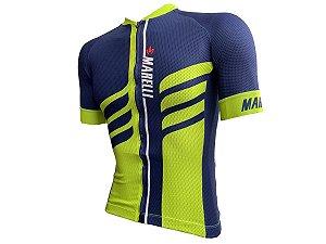 Camisa Ciclismo Mountain Bike Feminina Marelli Donna Cross