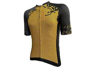 Camisa Ciclismo Mountain Bike Marelli Europa Hexa