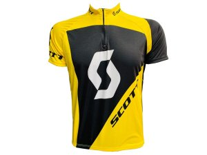 Camisa Ciclismo Mountain Bike Scott Rc