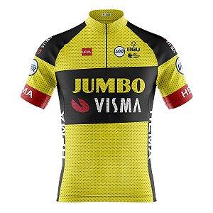 Camisa Ciclismo Mountain Bike Jumbo Visma