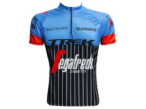 Camisa Ciclismo Mountain Bike Trek Segafredo