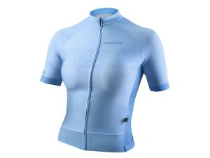Camisa Ciclismo Feminina Evoe Azul