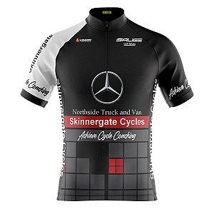 Camisa Ciclismo Mountain Bike Mercedes Benz