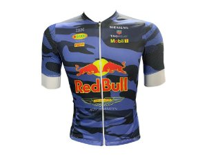 Camisa Ciclismo Mountain Bike RED BULL Premium