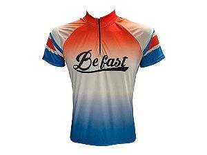 Camisa Ciclismo MTB Tricolor