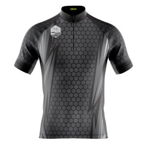 Camisa Ciclismo Mountain Bike Pro Tour Black