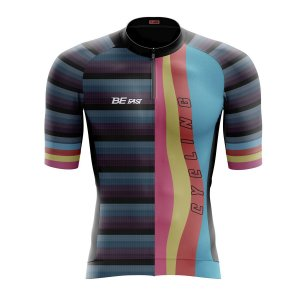Camisa Ciclismo Mountain Bike Feminina Degrade