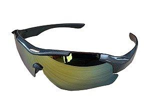 Óculos De Sol Para Ciclismo Rad7 Grafite