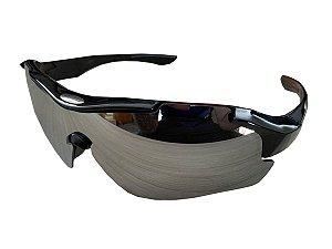 Óculos De Sol Para Ciclismo Rad7 Preto