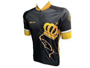 Camisa Ciclismo Zíper Total Nossa Senhora Dourada