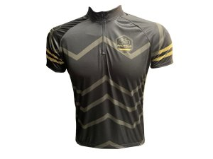 Camisa Ciclismo Masculina MTB Pro Tour Dourada
