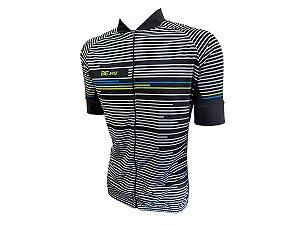 Camisa Ciclismo Mountain Bike Hipnose Zíper Total
