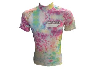 Camisa Ciclismo Mountain Bike Feminina Tie Day Pro Tour