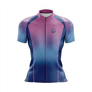 Camisa Ciclismo Feminina Pro Tour Blast