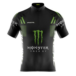 Camisa Ciclismo Mountain Bike Monster
