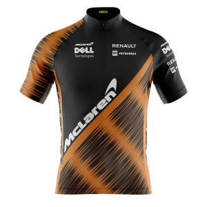 Camisa Ciclismo Mountain Bike McLaren F1