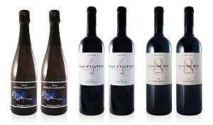 Kit Seleção Vinhos de Pago