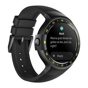 Relógio Smartwatch Ticwatch S (android E Ios)