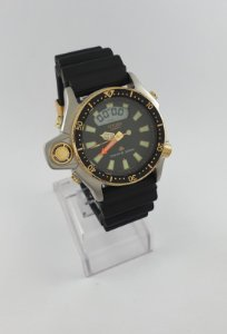 Relógio Citizen Promaster Aqualand Série Ouro TZ10137P