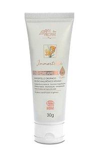 ARTE DOS AROMAS - BB Cream Immortelle com Ácido Hialurônico Certificado Orgânico Ecocert 7 em 1 - Cor Claro 30g