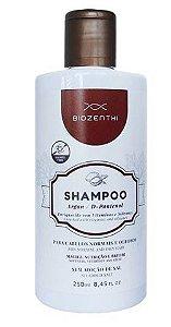 BIOZENTHI - Shampoo Argan e D-Pantenol - 250 ml - Natural - Vegano