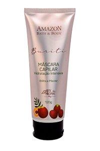 ARTE DOS AROMAS Máscara Capilar Hidratação Buriti 120g - Natural - Vegano