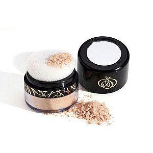BIOART - Pó Facial Bionutritivo #2 (Cor Claro) 4g - ECO Make-up - FPS35 - Orgânico - Vegano