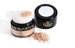 BIOART - Pó Facial Bionutritivo #3 (Cor Médio) 4g - ECO Make-up - FPS25 - Orgânico - Vegano