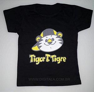 Camisa Masculina Tigor T.