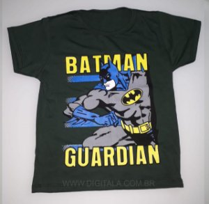 Camisa Infantil Batman Guardian