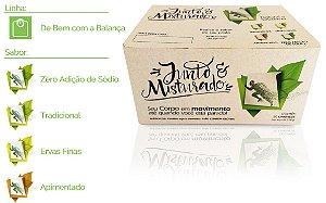 De Bem com a Balança - Caixa com 30 misturinhas de saúde - Sabores variados - 270g