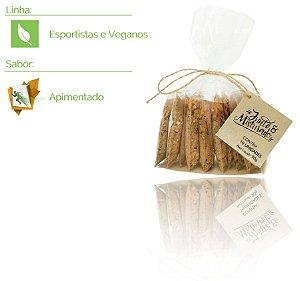 Esportistas e Veganos - Pacote com 10 misturinhas de saúde - Sabor: Apimentado - 90g