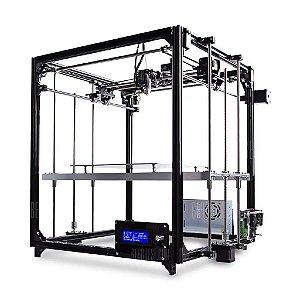 Impressora 3D Flyinbear Screen Nivelamento Automático Duplo Extrusor