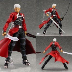 Fate Stay night Emiya Shirou Dolls Destino Apócrifos